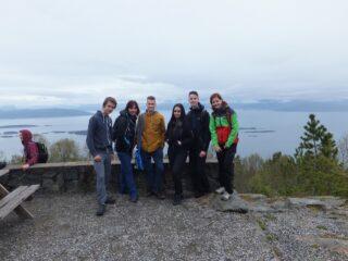 Druhý výměnný pobyt vMolde (Norsko)