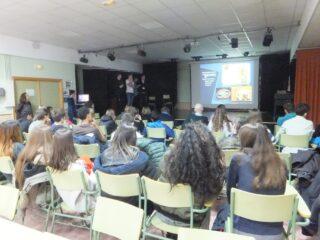 Erasmus + Španělsko 2017