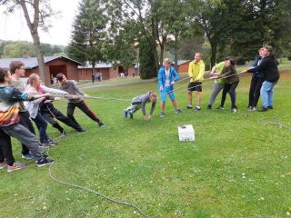 Adaptační kurz Baldovec 2017