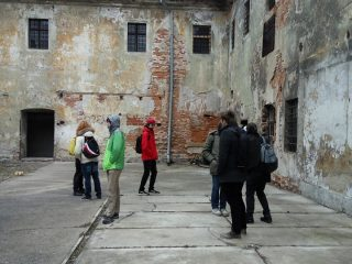 Káznice Brno Cejl 2018