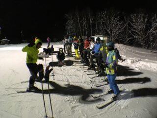 Lyžařský kurz vHerlíkovicích